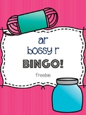 ar Bossy R Bingo Freebie! [5 playing cards]