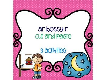 ar Bossy R Cut and Paste