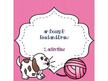 ar Bossy R Read-and-Draw