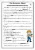 ar Phonics Story, Comprehension, Word Search & Crossword Puzzle