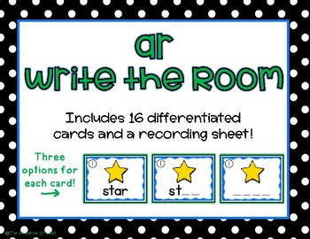 ar R-Controlled Write the Room