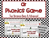 ar R-controlled Vowel Phonics Game - Great for Literacy Centers!