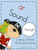 Word Detective ~ Bossy R (ar Sound) Activities