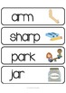ar Word Work Packet
