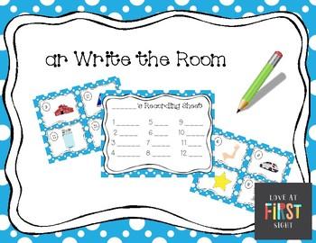 ar Write the Room
