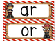 ar/or Write the Room or Word Sort