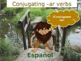 ar verb conjugations