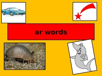 ar words PowerPoint Slideshow
