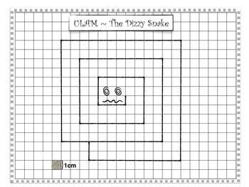 Area and Perimeter Math - Art Activities (Digital & Printable Worksheets)