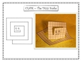 Area and Perimeter Math - Art Activities (Digital & Printable Worksheets)