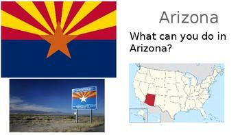 arizona history and reading