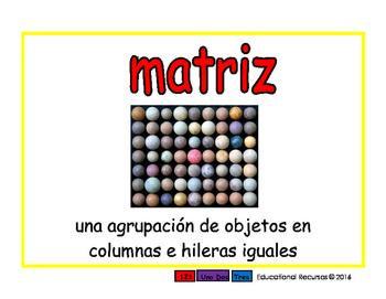 array/matriz prim 2-way blue/rojo