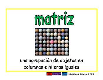 array/matriz prim 2-way blue/verde