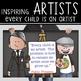 art CHALK - Classroom Decor: MEDIUM BANNER, Every Child Is An Artist