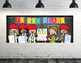 art CHALK {melonheadz} - Classroom Decor: LARGE BANNER, In Our Class, BOLDS