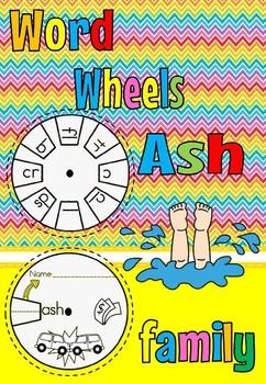 ash  family activities