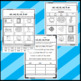 ast, est, ist, ost, & ust Word Family Worksheets