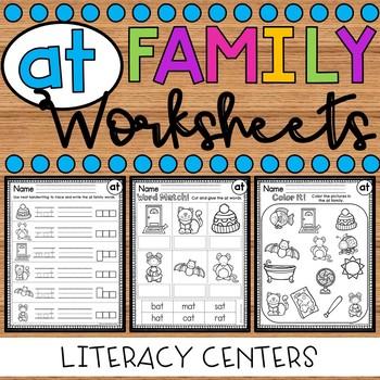 at Family Worksheets