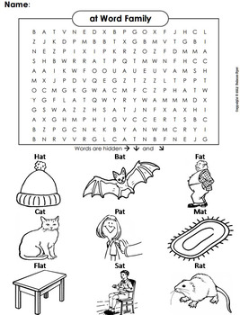 word family coloring pages. Black Bedroom Furniture Sets. Home Design Ideas