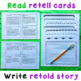 at and ab Word Family Beanstalk Retelling Activity