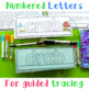 at and ab Word Family Word Tracing Activity