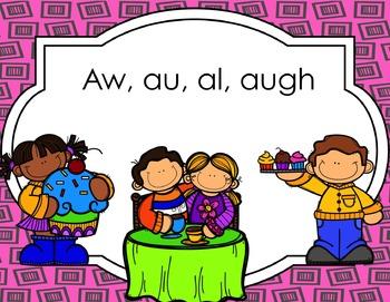 au, al, aw, augh PowerPoint