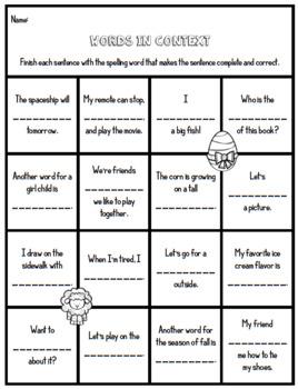 au/augh/al/aw - Short /o/ spelling patterns - Easter - 2nd Grade Spelling
