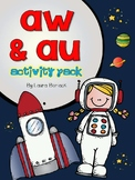 aw & au Activity Pack