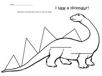 aw/au dinosaur