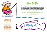 ay Go Fish (long a) - Literacy Center Game