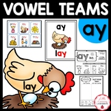 /ay/ Vowel Team Pack