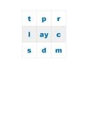 ay word square