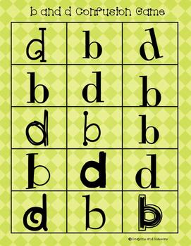 b and d FREEBIE