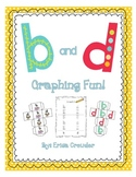 b and d Graphing Fun! {Freebie}