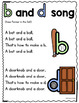 b and d Song AND p and q Song--Helping Children Learn the