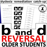 Dyslexia b and d for Older Students