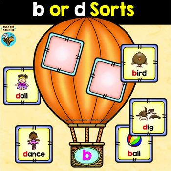 b and d sorts