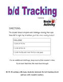 b/d Letter Reversal - Eye Tracking
