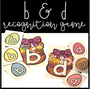 b & d Recognition Game