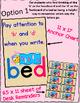 """b"" -""d"" Reversal Desk Reminder"