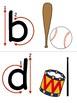 b/d Reversal Writing Posters