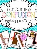 b d p q Reversal Posters