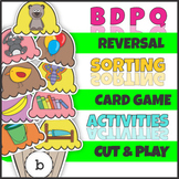 b d p q Reversals Ice Cream Match