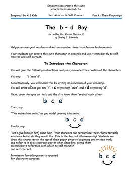 b-d reversal boy