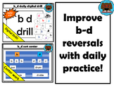 b_d daily drill AND student center!
