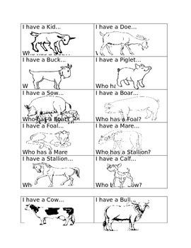 baby animals, farm animals