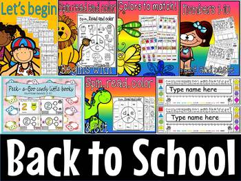 back to school endless product