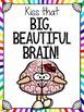 banner: big brain + 2 bonus mini-posters