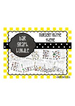 bar graph mini bundle: nursery rhymes_10 themed graphs