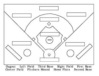 baseball field fill in